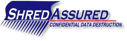 ShredAssured specializes in the secure destruction of confidential data. We destroy paper documents, PC hard drives, microfilm, microfiche, magnetic media, X-Rays, CD's and other forms of proprietary information.